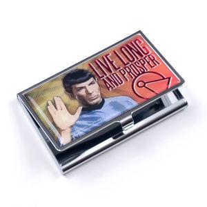 Other - Spock 'Live Long and Prosper' Business Card Holder